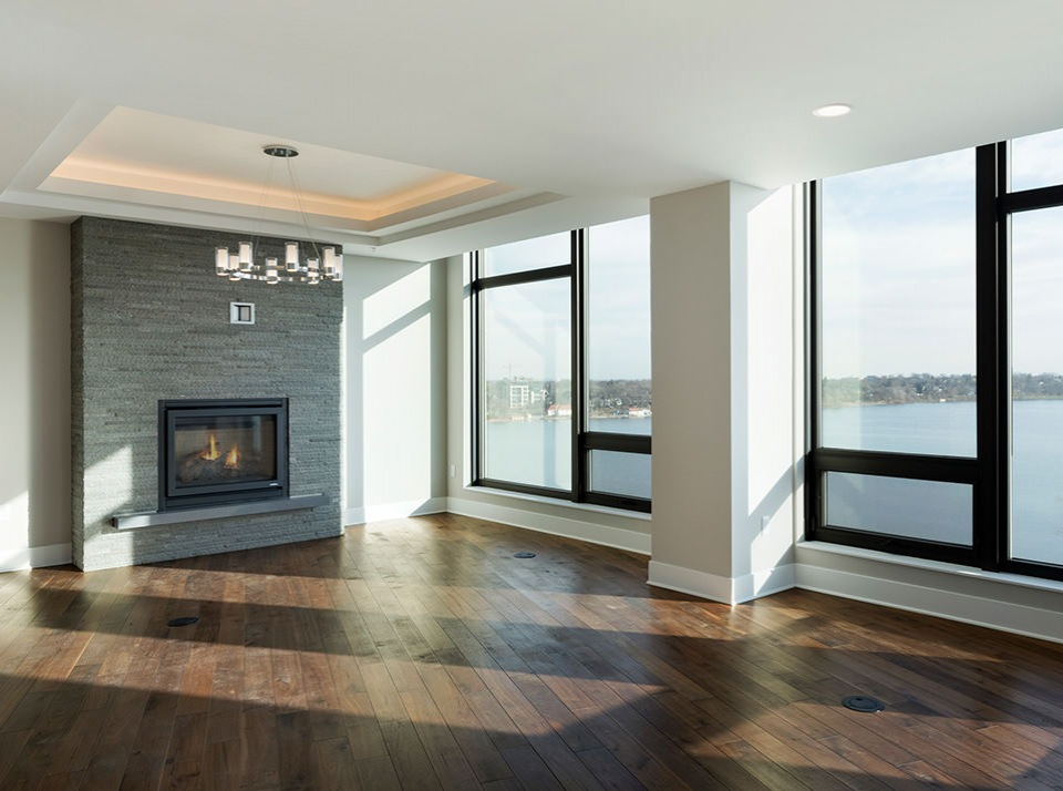 Penthouse Living Space